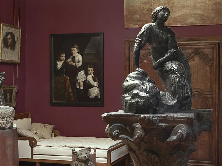 Musées •Ateliers et maisons d'artistes