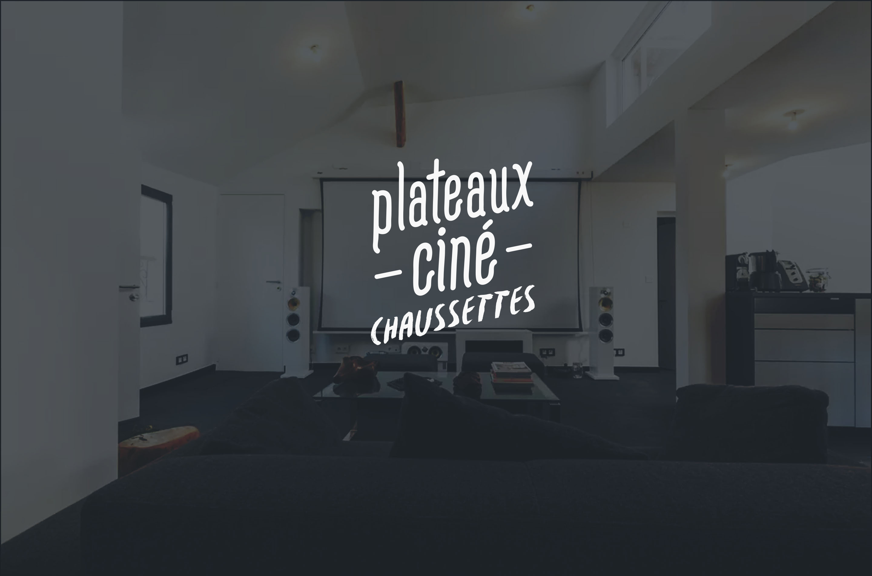 Home cinéma • Plateaux, ciné, chaussettes