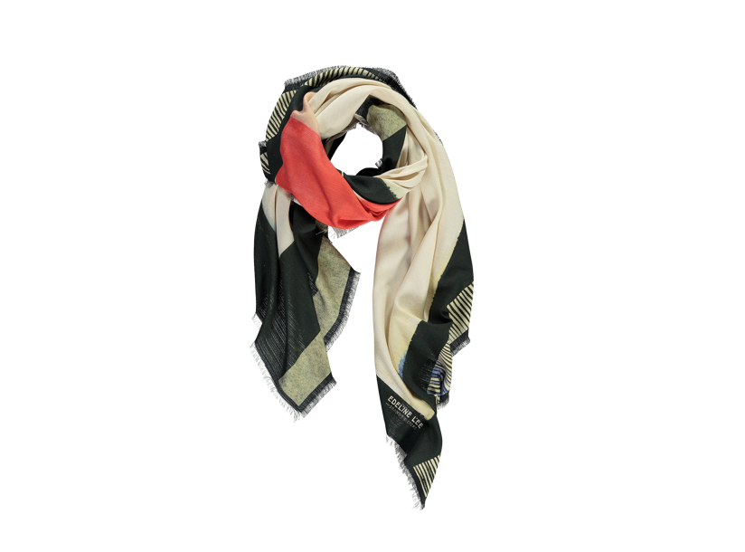 Charitable Christmas gifts: scarf by Brand of Sisters