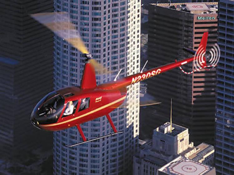 Chicago Aerial Tours: Flight Lesson