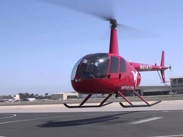 Best Chicago Helicopter Tours