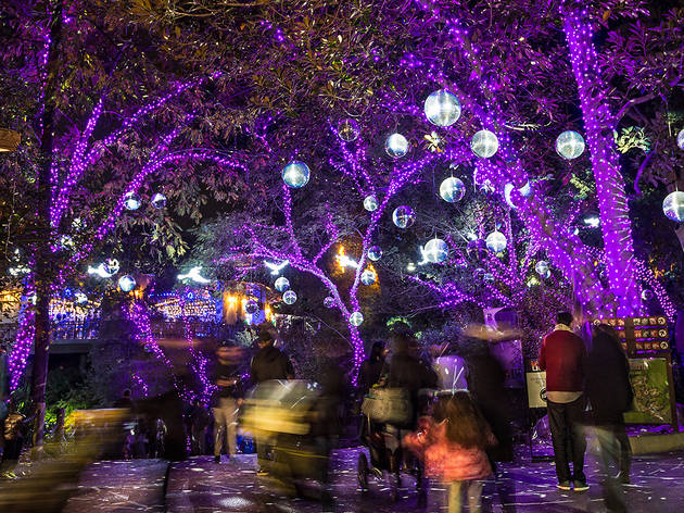 LA Zoo Lights - LA Zoo Lights Things To Do In Los Angeles