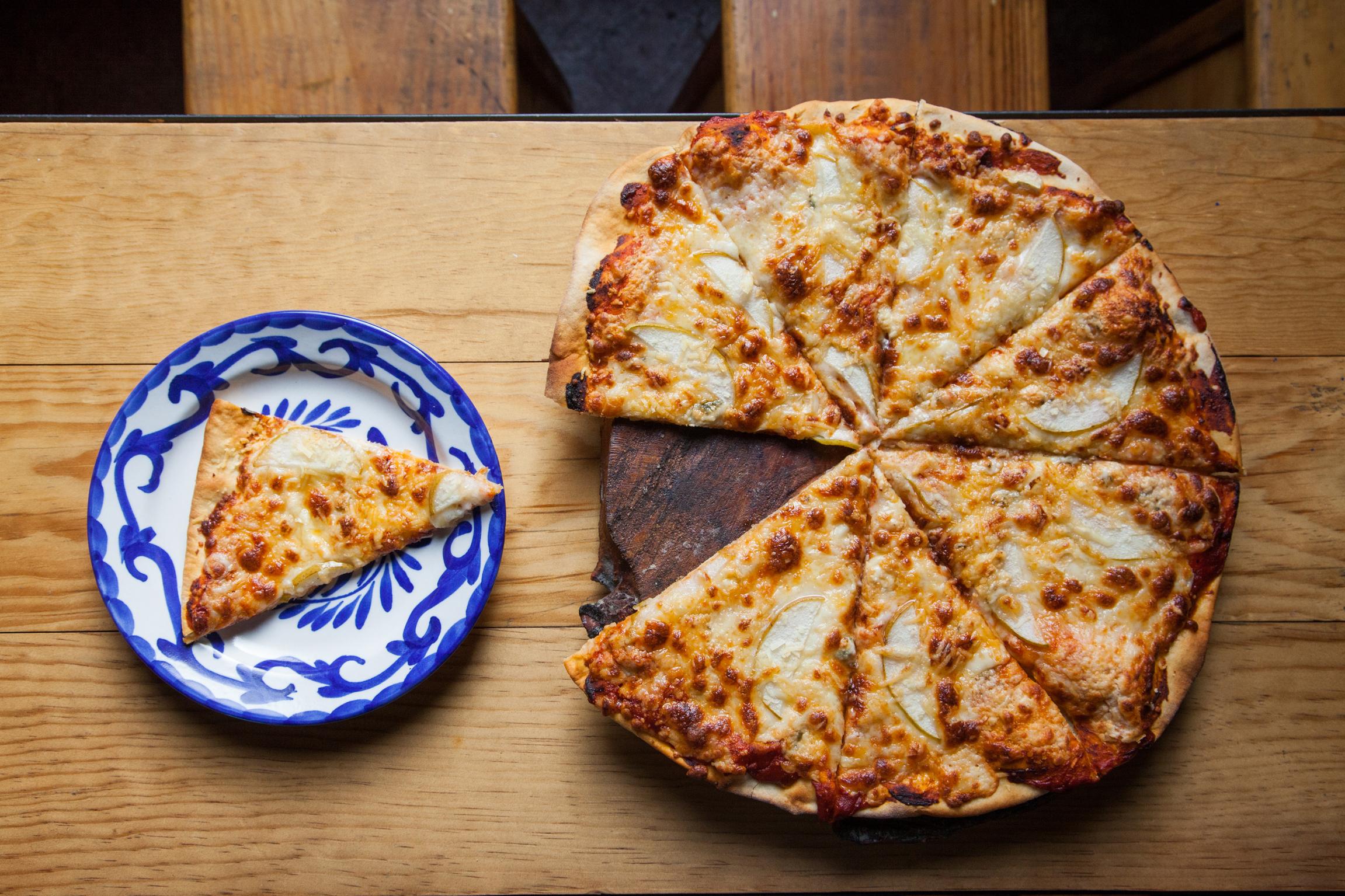 Pizzería La Barra