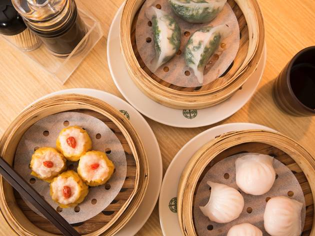 The best Chinese dumpling restaurants