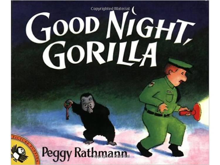 Good Night Gorilla by Peggy Rathmann