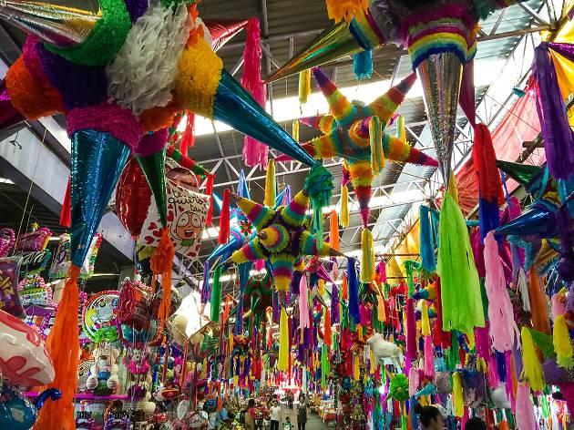 Las mejores piñatas en el DF