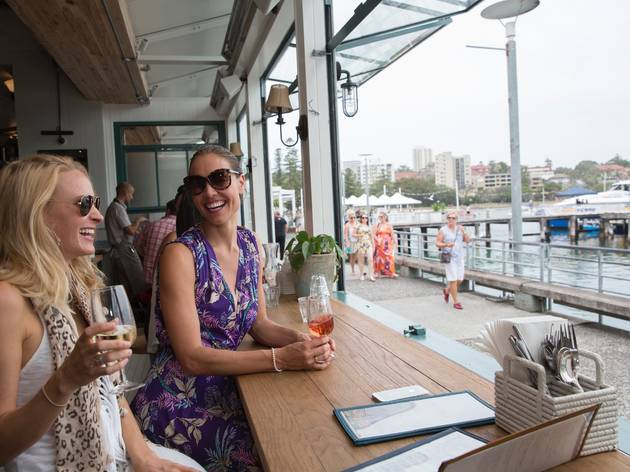 The best restaurants in Manly