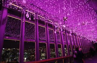 東京タワー Kiki&Lala イルミネーション