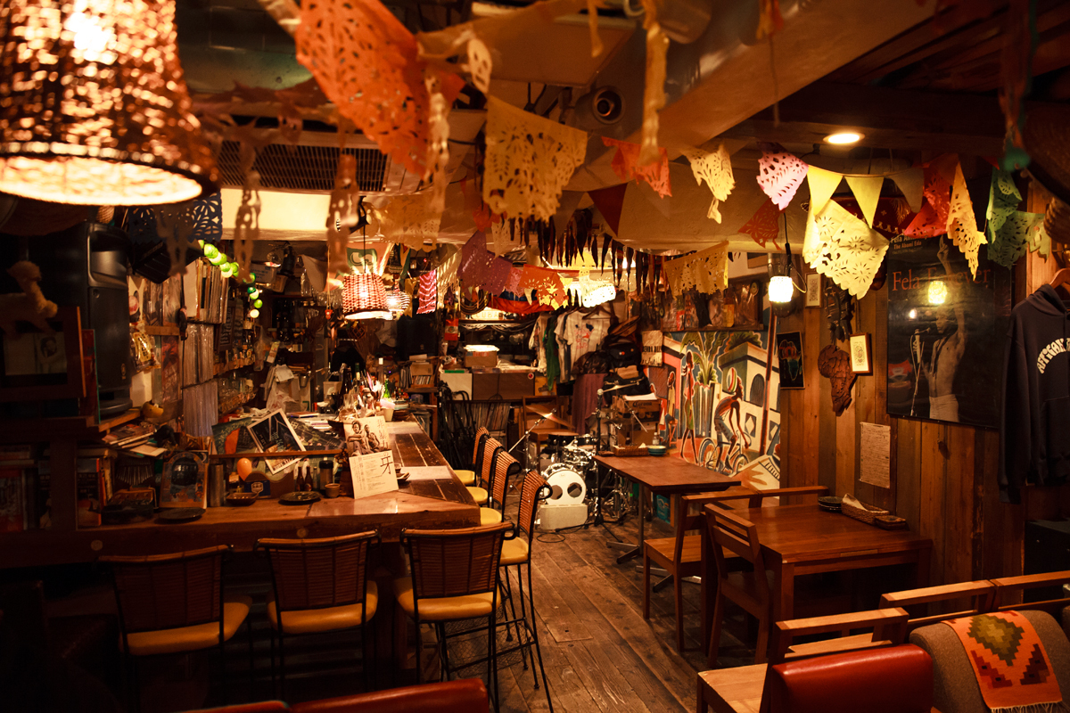Top Music Bars Time Out Tokyo