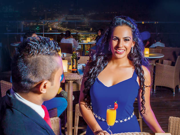 New Year's Eve at Sky Lounge