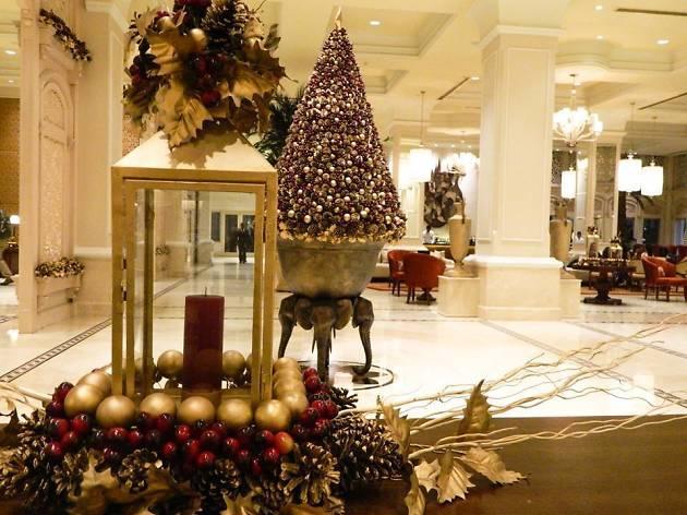 Taj Christmas