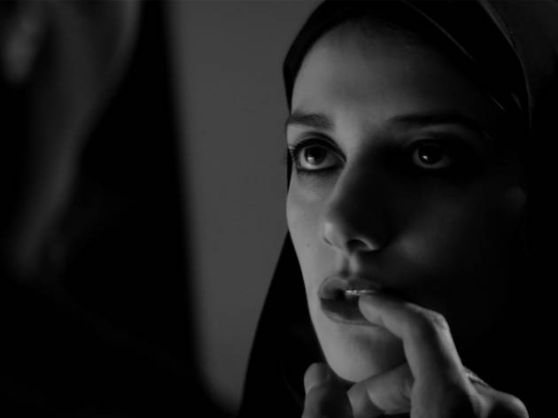 best movies 2015, a girl walks home alone at night