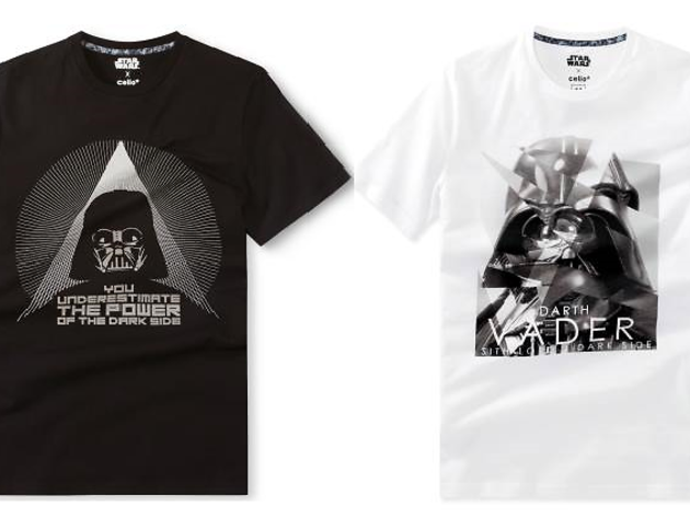 Celio* x Star Wars collection