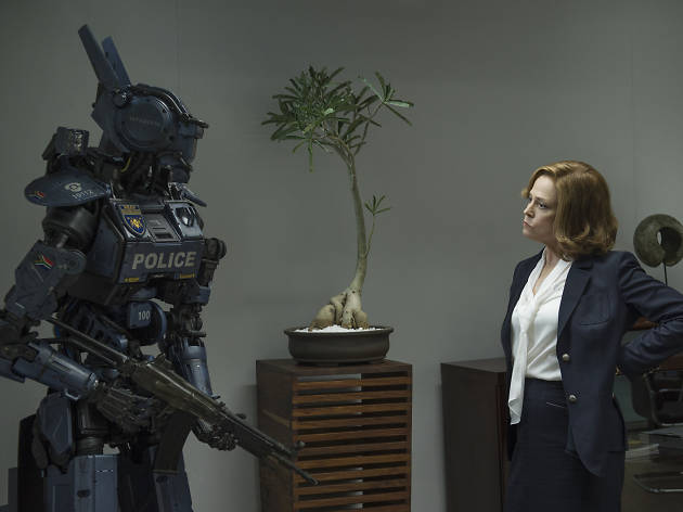 best movies 2015 - chappie