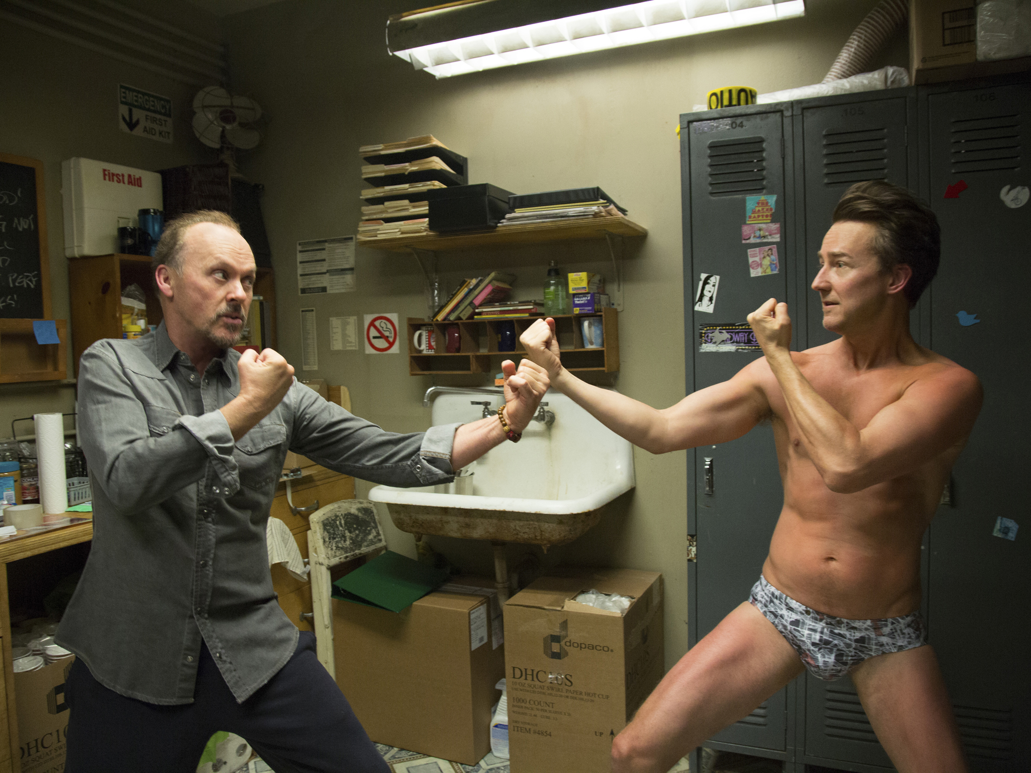 'Birdman: or the Unexpected Virtue of Ignorance'