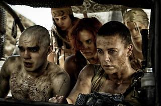 best movies 2015 - mad max fury road