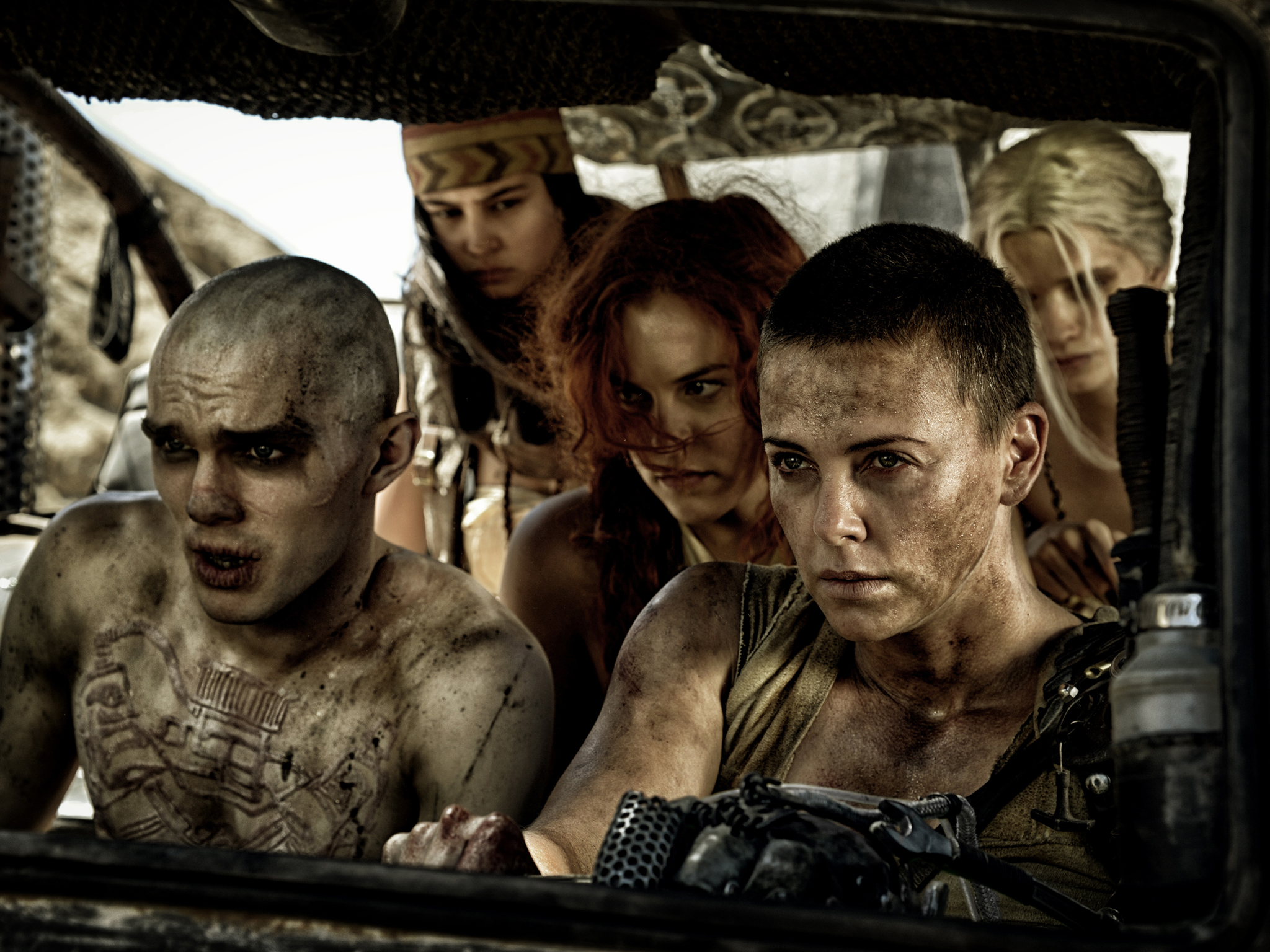 best movies 2015 - mad max fury road