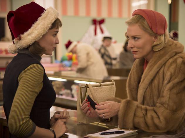best movies 2015 - carol