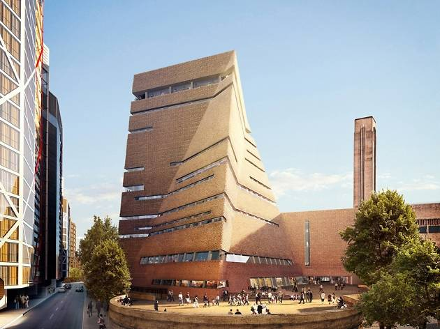 Opening of the new Tate Modern