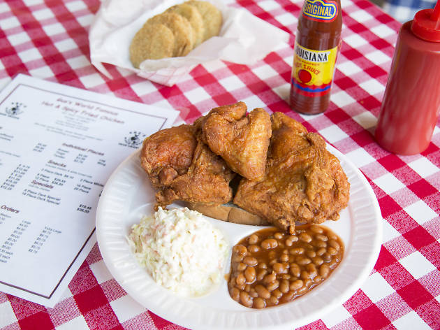 The best fried chicken in Chicago