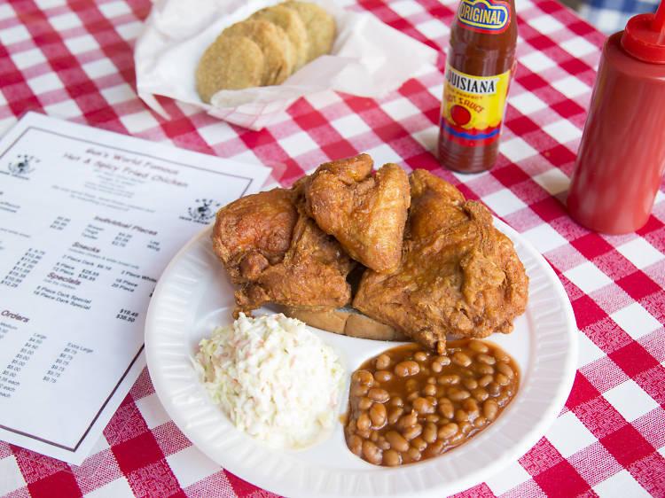 The best fried chicken in Chicago