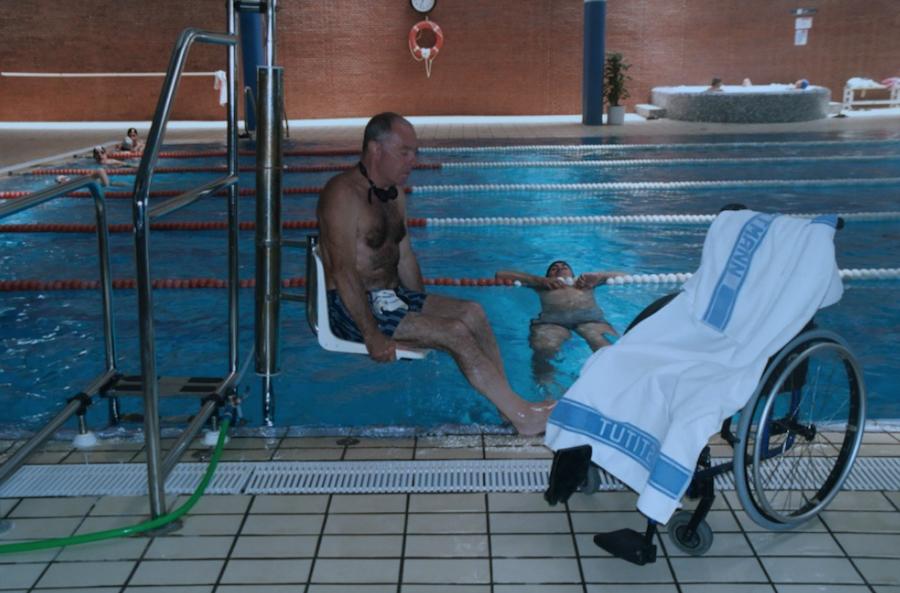 esport cadira de rodes