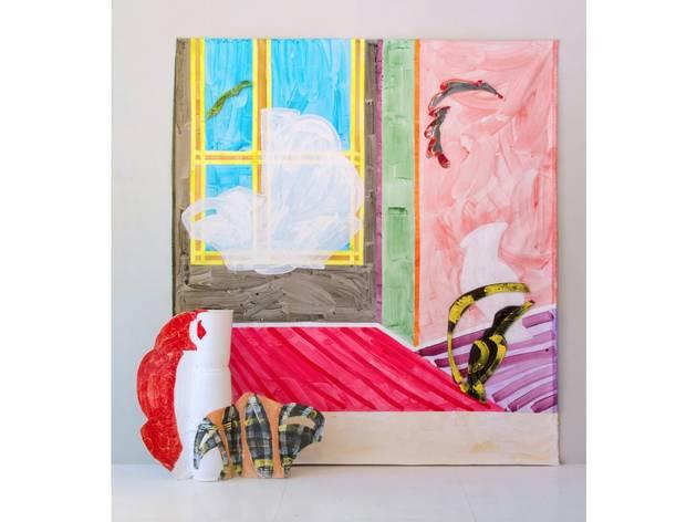 (Betty Woodman: 'Fra Angelico's Room', 2012. © Betty Woodman. Photograph: Hiroki Kobayashi)