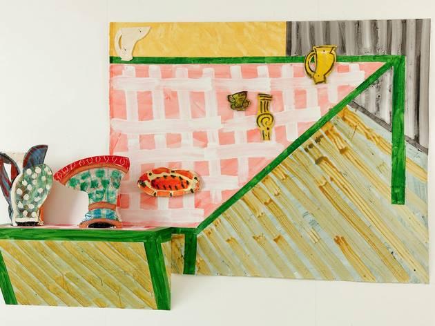 (Betty Woodman: 'Country Dining Room', 2015. © Betty Woodman. Photograph: Bruno Bruchi)