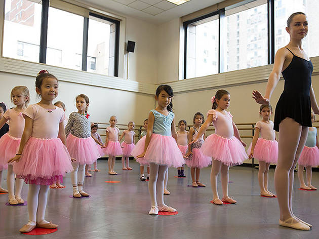 Kids Ballet Ages 3-6 for $15