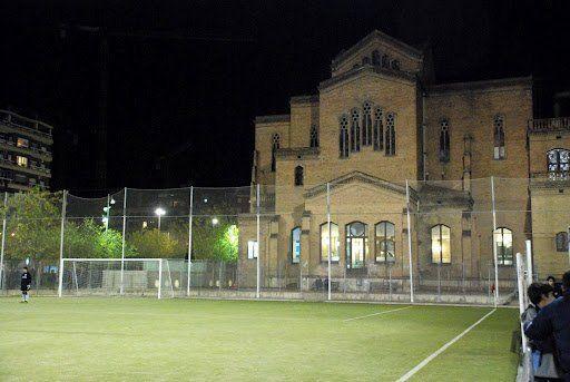Instal·lacions Esportives Escola Industrial