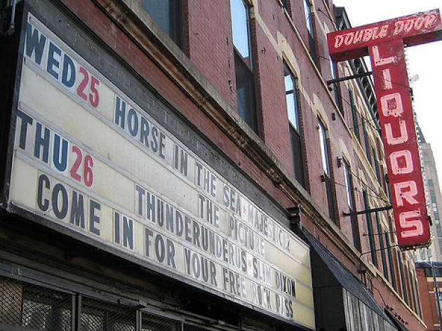 Double Door might get evicted... again