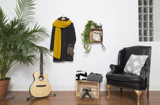 Layer up with warm accessories from Chicago designers