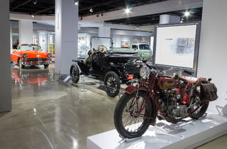 The redesigned Petersen is a car museum actually worth visiting