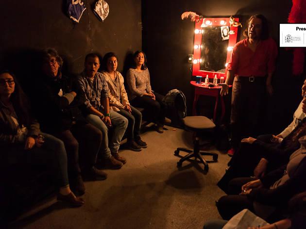 |Presentado por CCEMx| Microteatro en el Centro Cultural de España en México