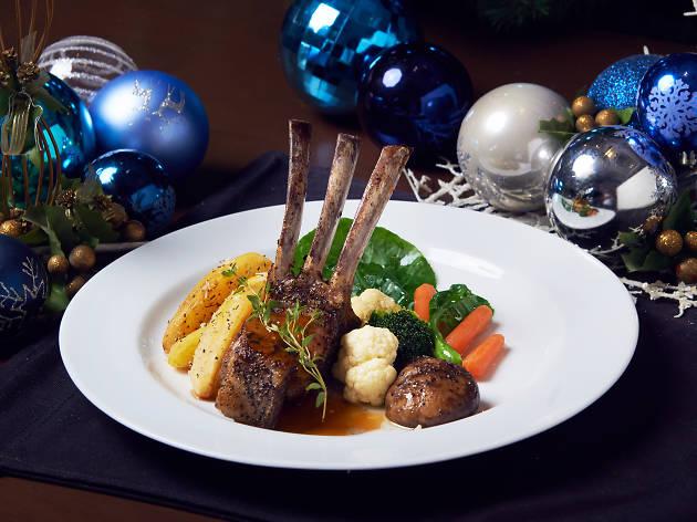 Neroteca Christmas menu