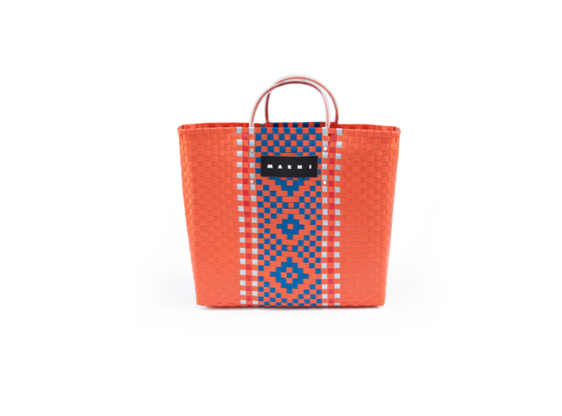 Charitable Christmas gifts: Basket by Marni