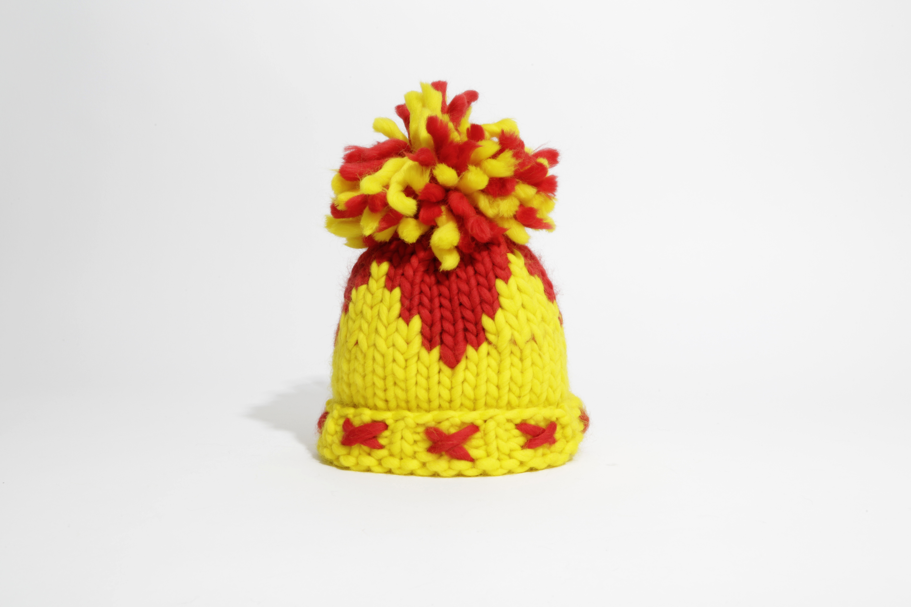 Crown hat by Wool and the Gang x Climate Revolution, £85