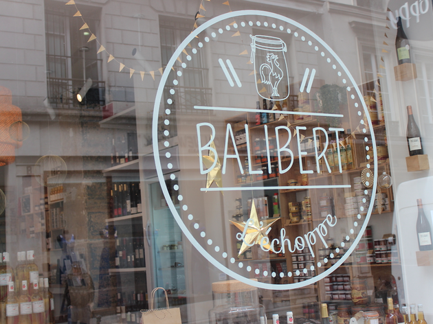 Balibert (© EP / Time Out Paris)