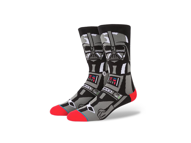 Darth Vader socks by Stance, £15.99