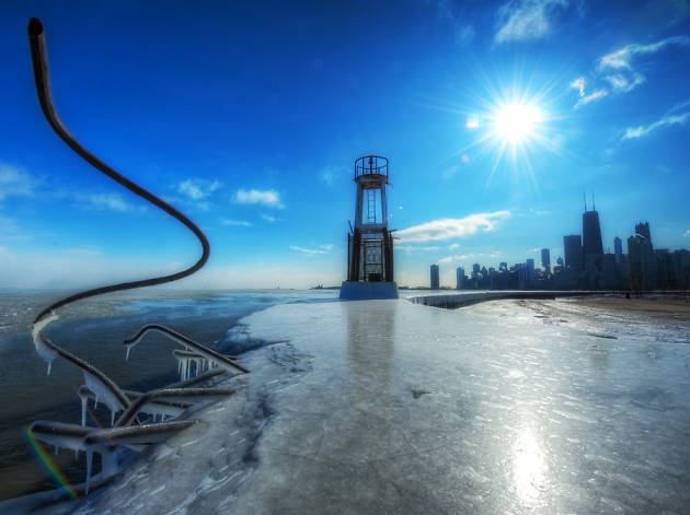 Things to do in Chicago this winter