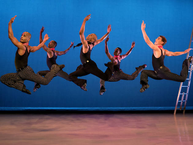 Alvin Ailey American Dance Theater prepares for its highly anticipated 45th season