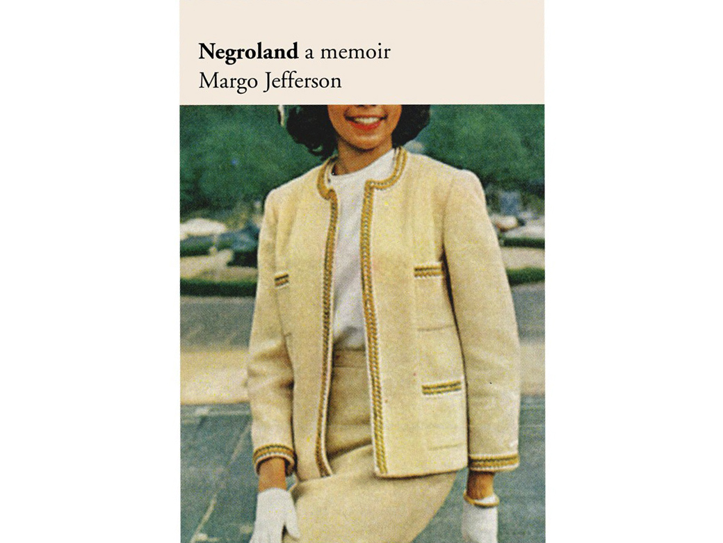 Negroland, by Margo Jefferson