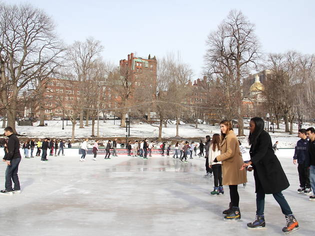 The best winter activities in Boston