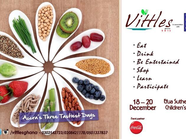 Vittles Ghana Food Festival