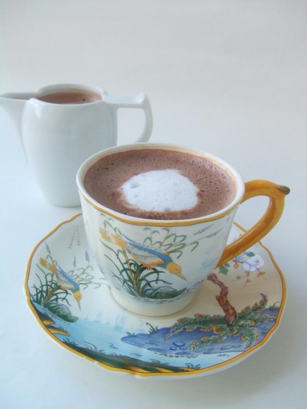 ショコラティエ パレ ド オール『 ショコラショー』