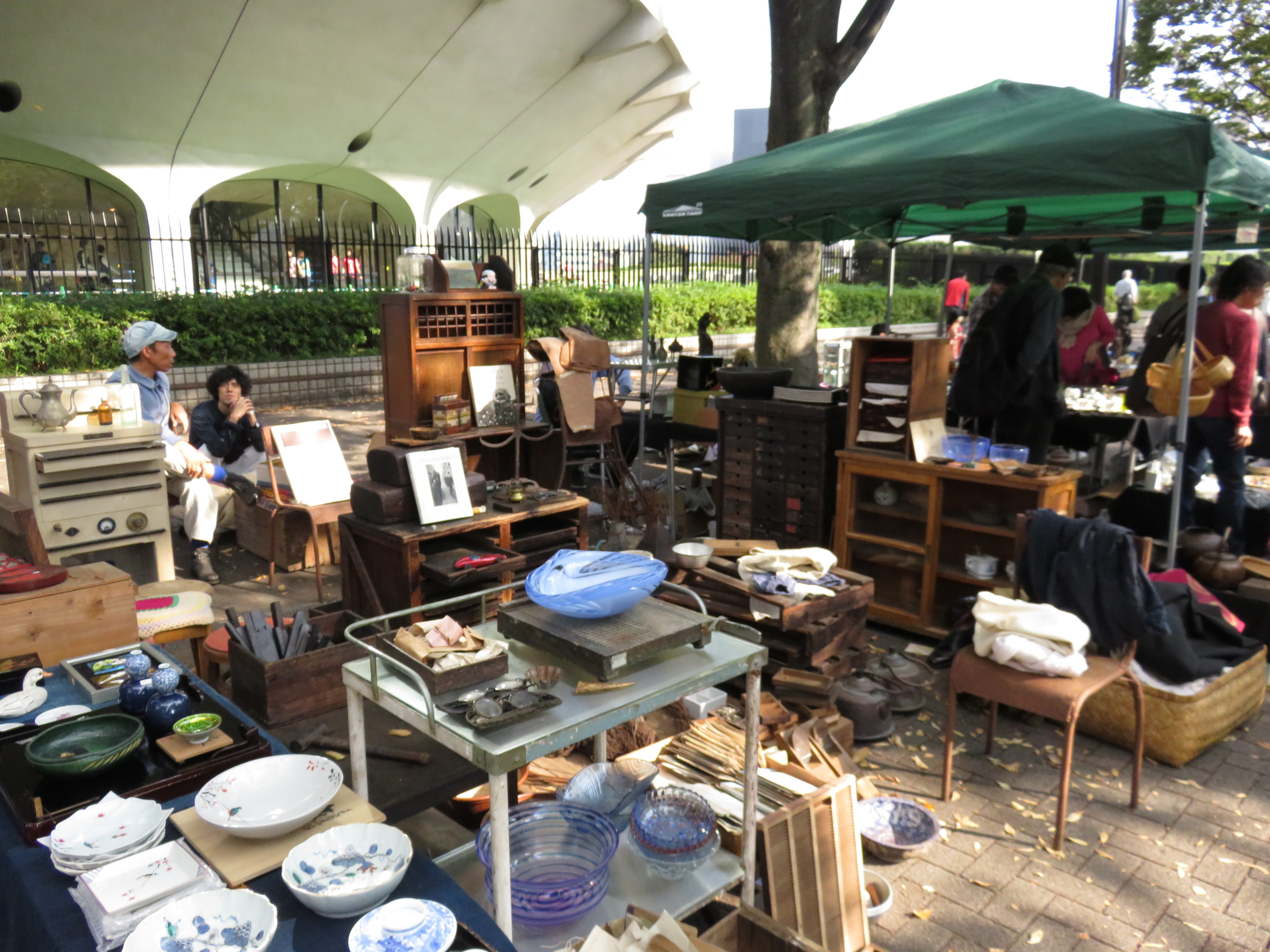 Oedo Antique Market Ping In