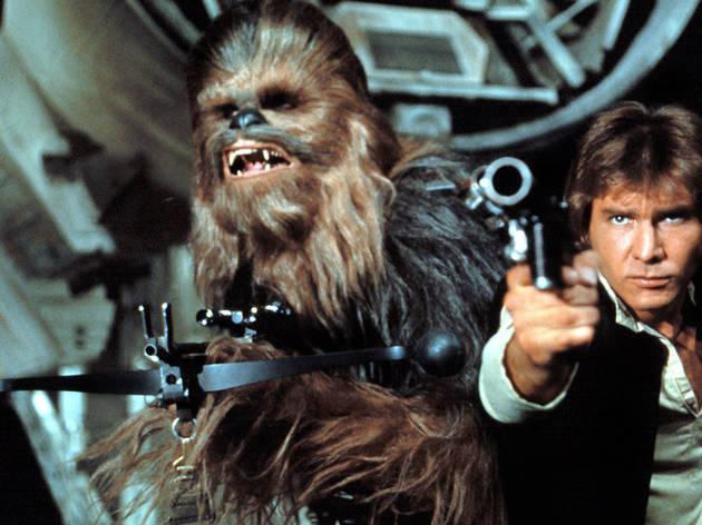 Minut Init presents: Star Wars marathon