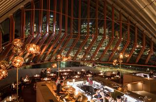 New Year's Eve at Bennelong