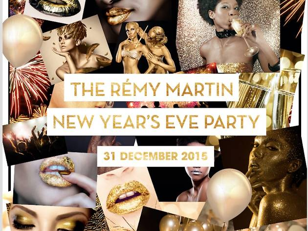 The Remy Martin New Year's Eve Party