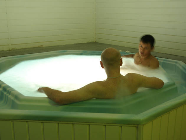 Gay saunas in London
